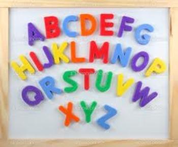 Magnetic Spelling
