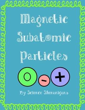 Magnetic Subatomic Particles