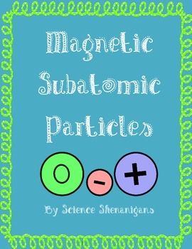Magnetic Subatomic Particles