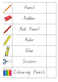 Magnetic Whiteboard Organiser