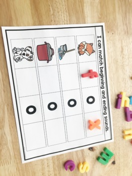 Magnetic Word Work Bundle