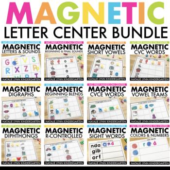 Magnetic Word Work Bundle