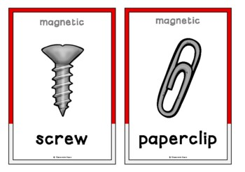 Magnetic and Non-magnetic Materials