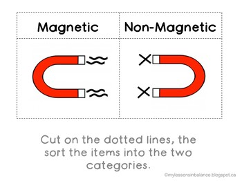 Magnetic or Non-Magnetic