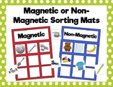 Magnetic or Non-Magnetic Sorting Mats