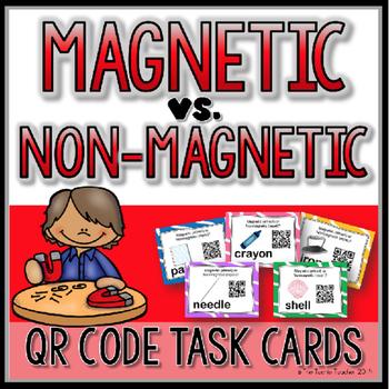 Magnetic vs. Nonmagnetic Task Cards
