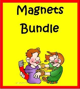 Magnets  BUNDLE- 3rd Science