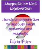 Magnetism Activity- Magnetic or Not?