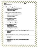 Magnetism Assessments