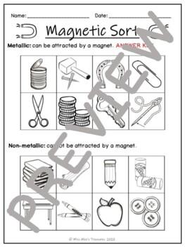 Magnetism - Alberta Assessments