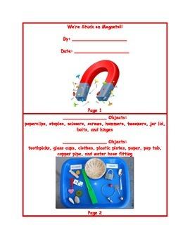 Magnetism Booklet & Answer Key