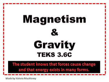 Magnetism & Gravity