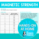 Magnetism {Hands-on at Home} | Distance Learning
