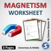 Magnetism Worksheet