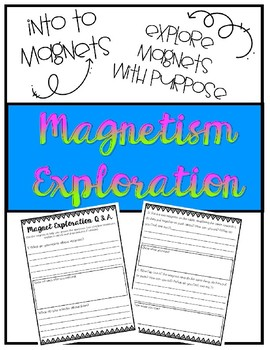 Magnetism Intro and Exploration