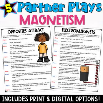 Magnetism Partner Plays