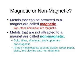 Magnetism PowerPoint
