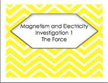 Magnetism Powerpoint Worksheets & Teaching Resources | TpT