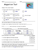 Magnetism Assessment