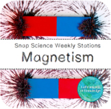 Magnetism Science Stations (Magnets)