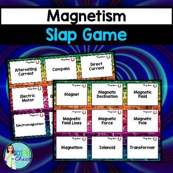 Magnetism Slap Game