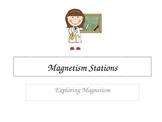 Magnetism Station Cards/ Lab Stations