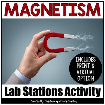 Magnetism Station Lab Activity