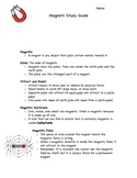 Magnetism Study Guide