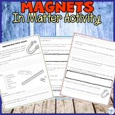 Magnets and Matter Activity Combining Magnetism and Solid Liquid and Gas