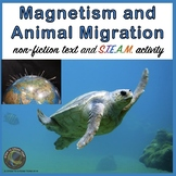 Magnetism and Animal Migration Informational Reading and S