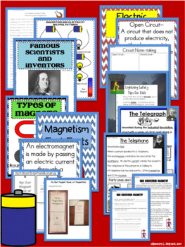 Magnetism and Electricity Unit