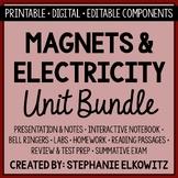 Magnets and Electricity Unit Bundle