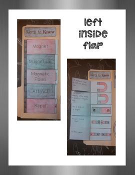 Magnets Activity Lap Book