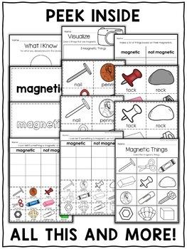 Interactive Activities - Magnets