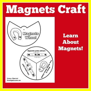 Worksheets on Magnets Activity