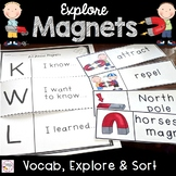 Magnet Activities to Explore and Observe