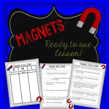 Magnets Powerpoint and Activities