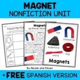 Magnet Activities Nonfiction Unit