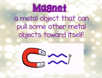 Magnets Flipchart