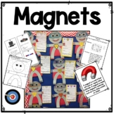 Magnets Close Read, Craft, and More!