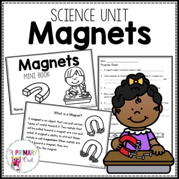 Magnets- 3rd Grade Georgia Science Unit