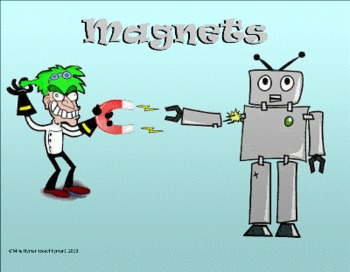 Magnets - A Second Grade Smartboard Review