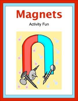 Magnets Activity Fun