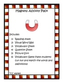 Magnets Activity Pack