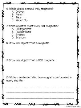 Magnets Assessment
