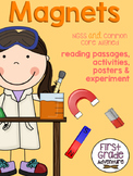Magnets {CCSS & NGSS Aligned} Posters, Experiments, Activities & More