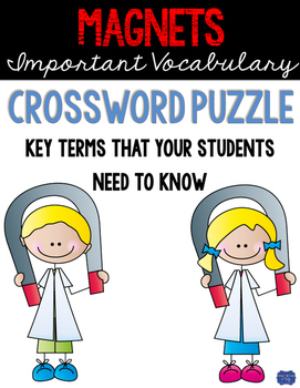 Magnets Crossword