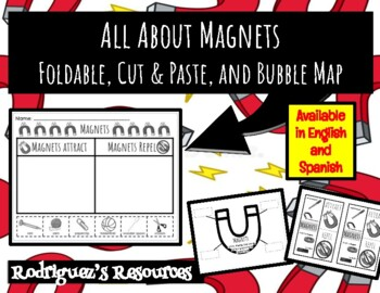 Magnets - Cut and Paste