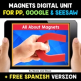 Magnets Digital Activities for Google and Seesaw - Distanc