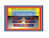 Magnets Energy of Attraction/Repel (Owens 3Ps)